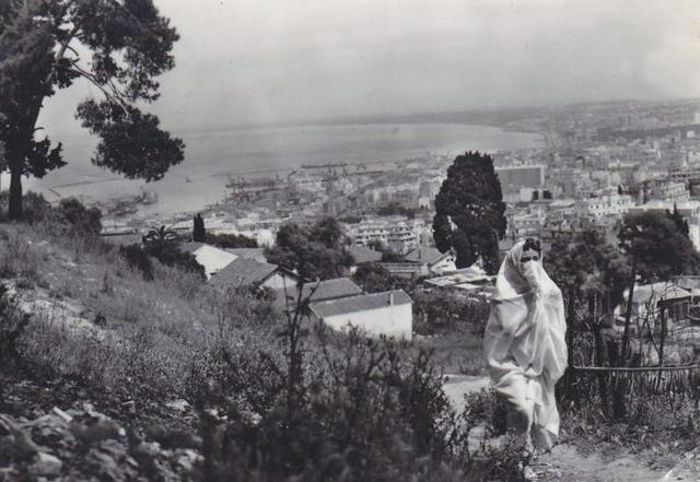 Femme d'Algérie