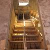 réalisation des coffrages pour l\'escalier béton 012
