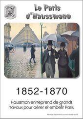 Haussmann et Paris