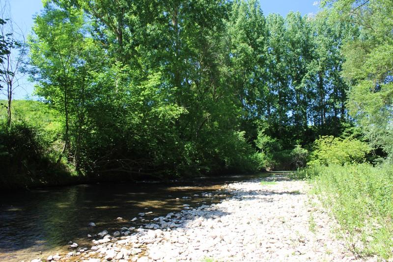 Balade dans mon village et à la rivière