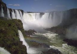 Les Chutes d'Iguaçu