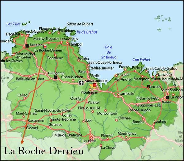 La Roche-Derrien  ( Côtes-d'Armor )