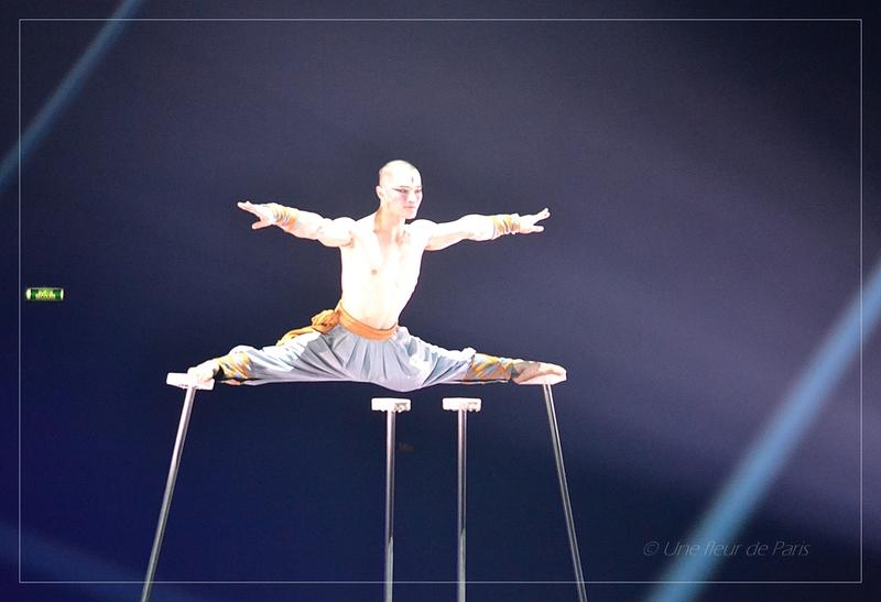 Cirque Phénix - Le Petit Dragon : (7) - Envole-moi Corde Aérienne