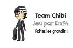 Chibi Death The Kid - Team Chibi