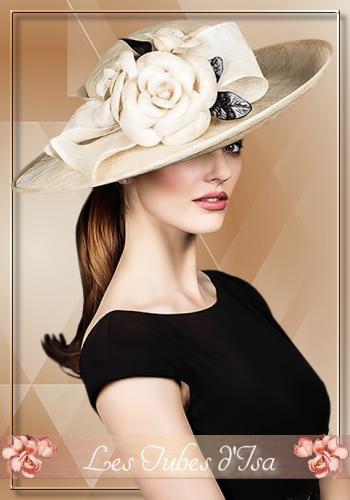 FAC0023 - Tube femme chapeau