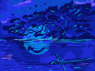 Des bleus à l'âme ...