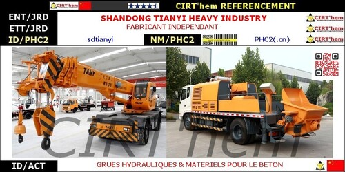 SHANDONG TIANYI HEAVY INDUSTRY