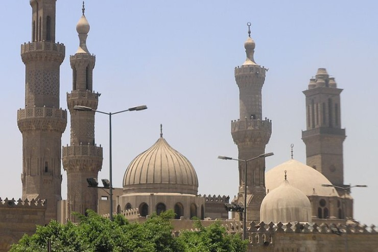 al-Azhar, © wikimedia commons, Daniel Mayer