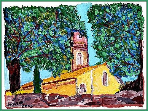 Eglise-Sablet