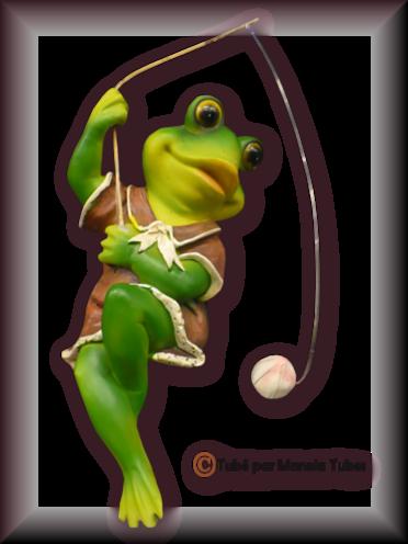 Tube grenouilles / Crapauds 2956