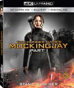 [UHD Blu-ray] Hunger Games - La Révolte : Partie 1