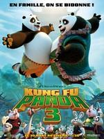 Kung Fu Panda 3 affiche