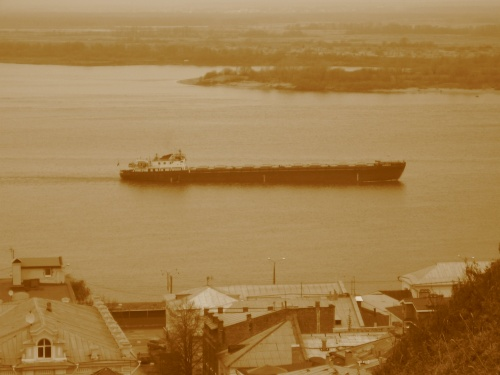 Nijni Novgorod dans l'objectif : Volga, Volga !