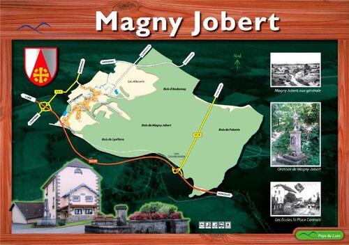 Etape n° 17 - Le Bataillon d'Infanterie de Marine et du Pacifique libère Magny-Jobert
