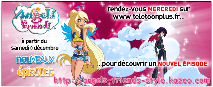 angels friends saison 2