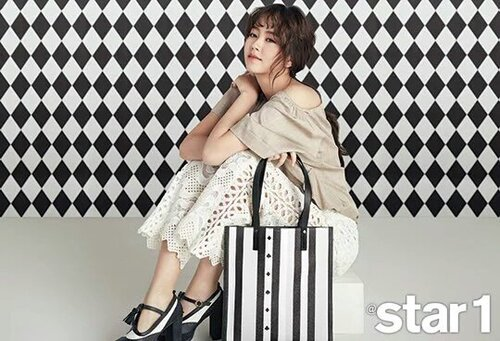 Kim So Hyun pour @Star1