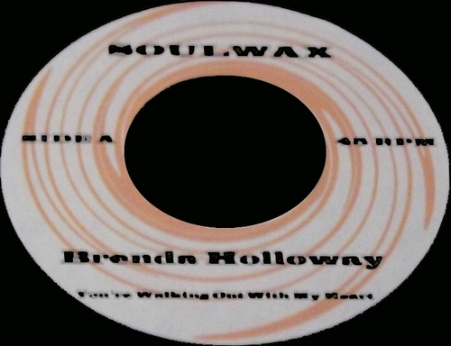 "Brenda Holloway : CD "" Singles , Rare & Unreleased "" Soul Bag Records DP 21 [FR]"