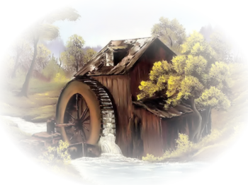 La voix du vieux moulin