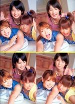 Photobook Alo-Hello! Morning Musume Sakura Gumi & Otome Gumi アロハロ!モーニング娘。さくら組&おとめ組