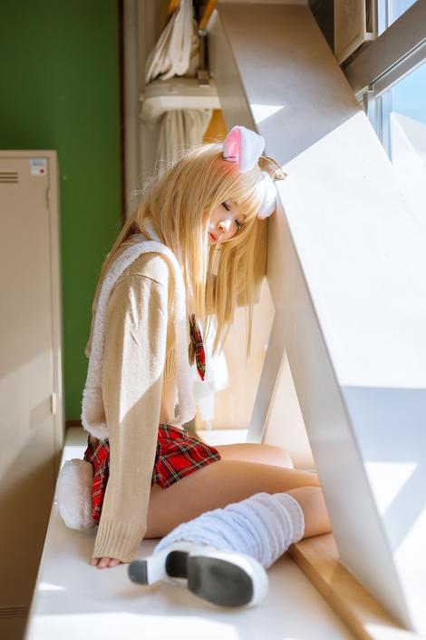 Models Cosplay : ( [K♡rouge] - |2015.08 - COSHOLIC15 / COMICMARKET88 ( C88 )| Cosplay ROM photograph collection / Kururu Kurasaka/倉坂くるる : うさみみっくす )