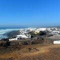 Lanzarote - Janvier 2014 - El Golfo sur la côte ouest