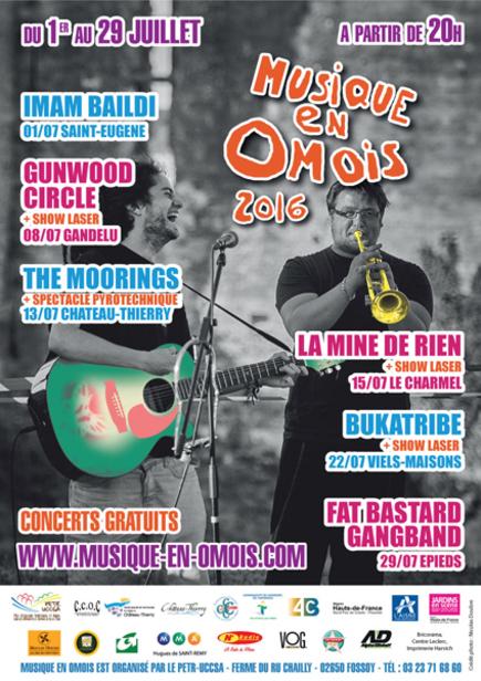 Festival Musique en Omois