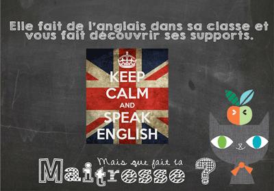 l'anglais en ce1