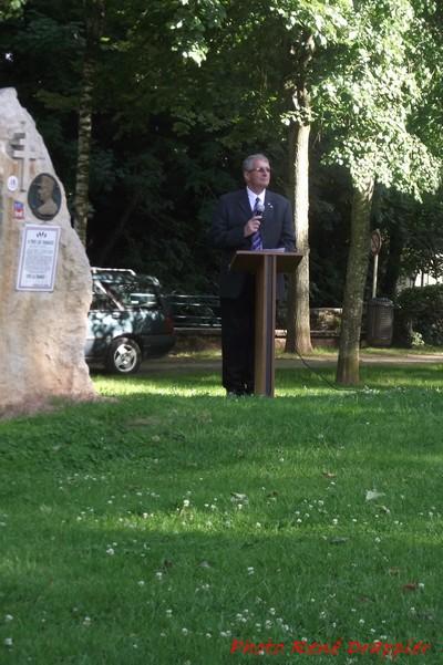 Commémoration de l'Appel du 18 juin à Châtillon sur Seine