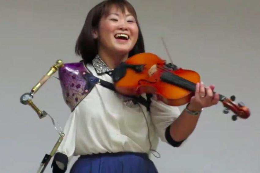 Un exemple : Manami Ito