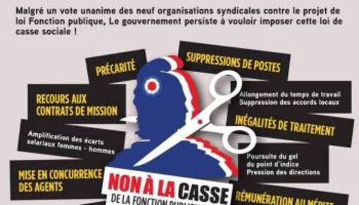 Destruction des services publics : la #loidussopt décryptée!   (IC.fr-9/05/19)