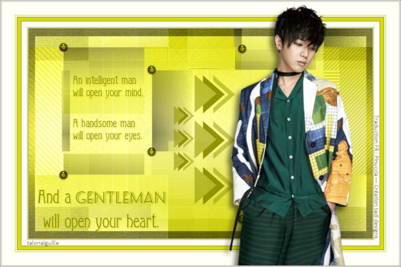 *** Gentleman ***