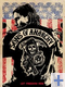 sons of anarchy affiche
