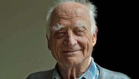 Le philosophe Michel Serres en 2016.