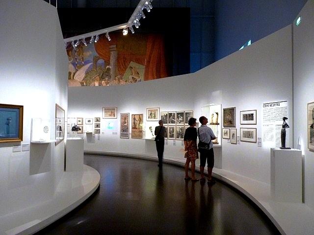 Expo 1917 Centre Pompidou-Metz 3 Marc de Metz 2012