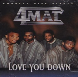4MAT - LOVE YOU DOWN (DEMO 1996)