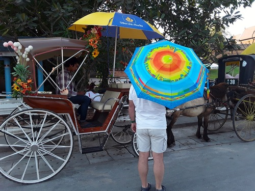 Ombrelles en Asie - suite