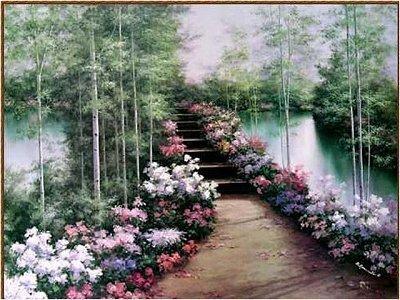 chemin paradis