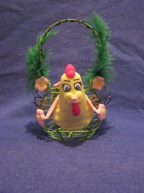 Déco de Pâques.