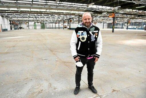 La visite du milliardaire suisse Abdallah Chatila, à Ploufragan, inquiète plusieurs syndicats.