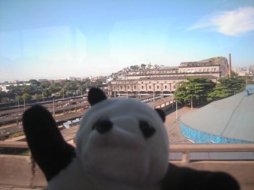 un panda à Rio 047