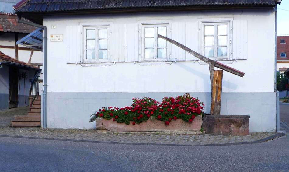 Hunspach, Alsace.