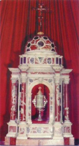 Miracle Eucharistique Italie  Gruaro Valvasone 1294