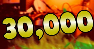 30 000 visiteurs !