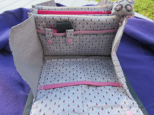 trousse multipoche