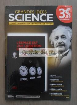 N° 1 Grandes idées de la science