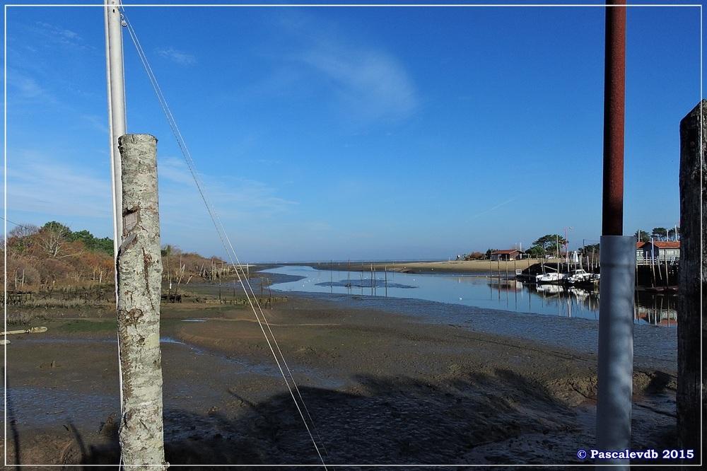 Port du Rocher à la Hume - Décembre 2015 - 1/3