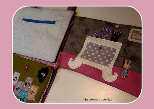 Fabriquer un sac maison de poupée