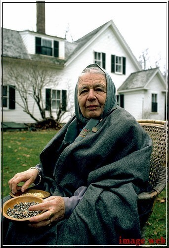 MARGUERITE YOURCENAR - PHOTOS (16)