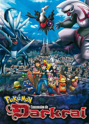 Pokémon Film 10 : L'ascension de Darkrai