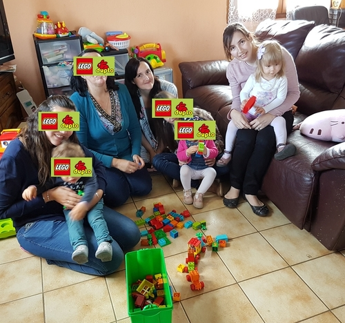 MYHOMEPARTY Lego Duplo